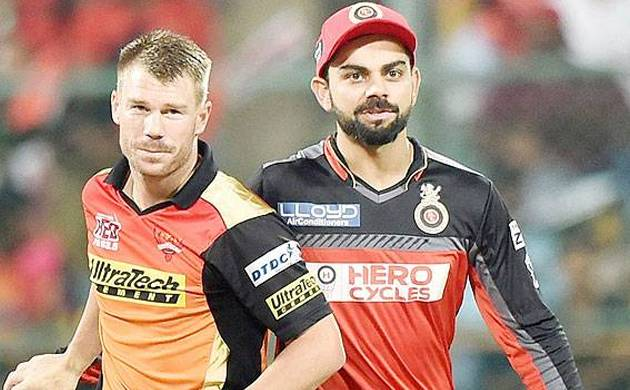IPL 2017 | RCB vs SRH: Royal Challengers Bangalore and ...