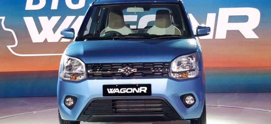 Wagon r vxi 2019 price