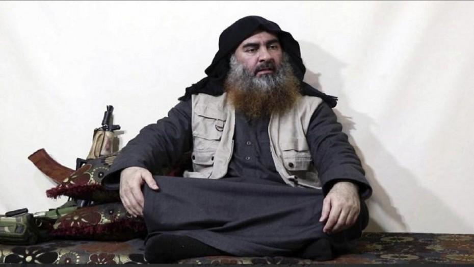 Baghdadi Video