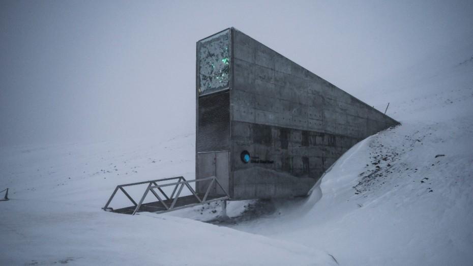 Noah S Ark Anyone Arctic Doomsday Vault Stocks Up On More Food